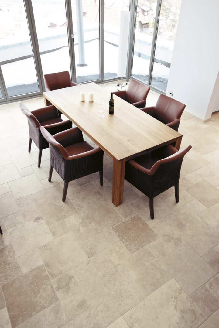 Tuscany Beige Travertin – AlphaStone